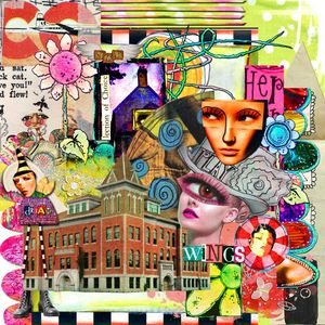 Funky-collage