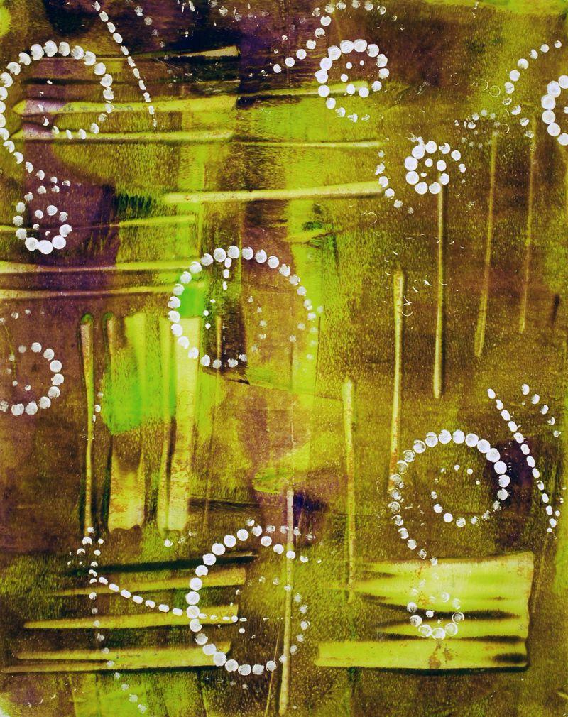Paint stencil