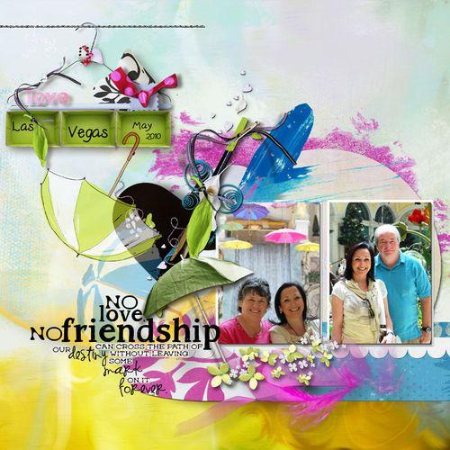 No love, no friendship