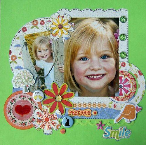 Precious-smile